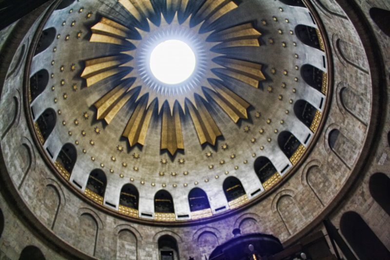 Dome of the Holy Sepulchre