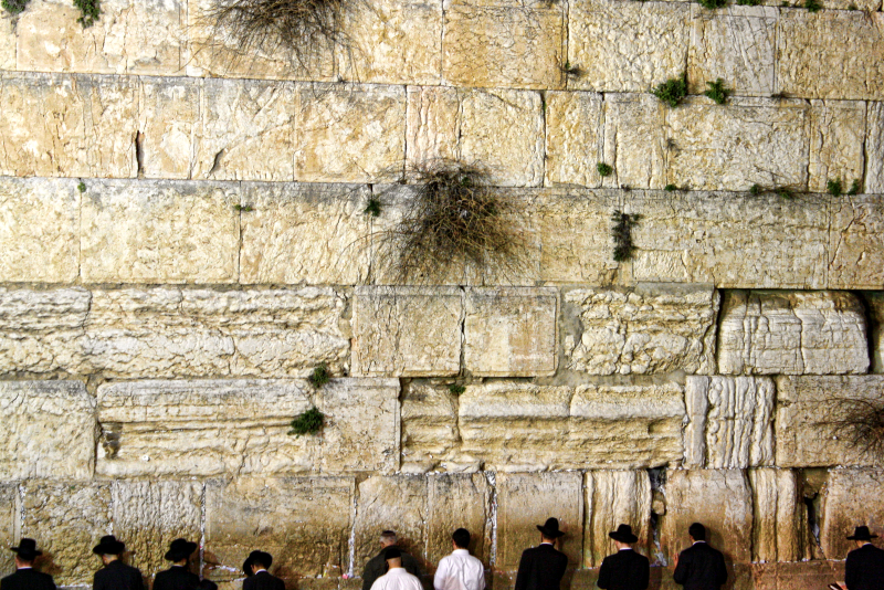 Temple Western Wall